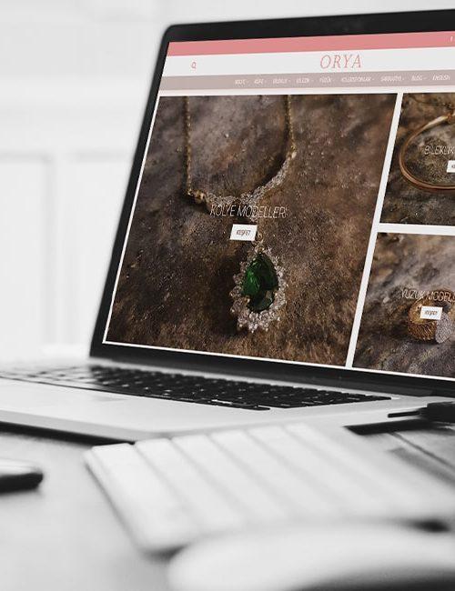 e-ticaret sitesi projesi