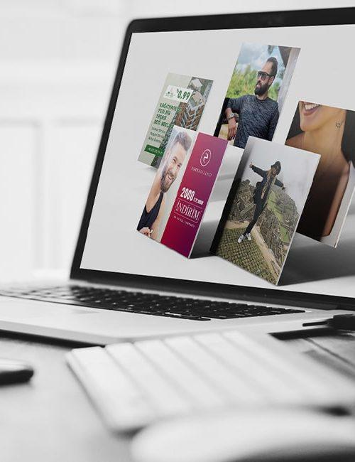 Instagram account management project