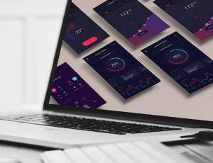 mobil uygulama geliştirme projesi
